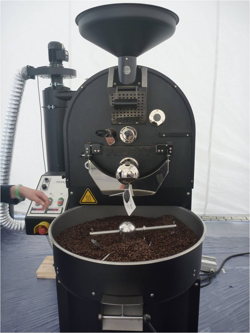 Black Hand Coffee Roasters